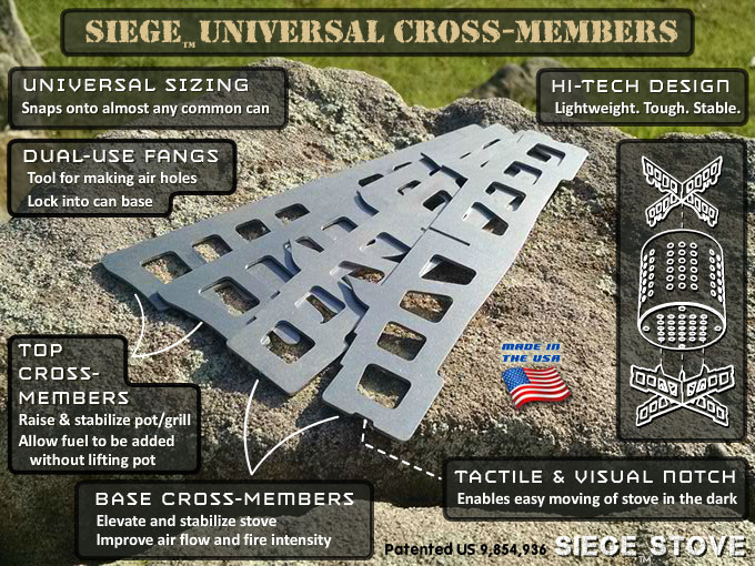 Siege X Stove A Camping And Survival Stove Like No Other